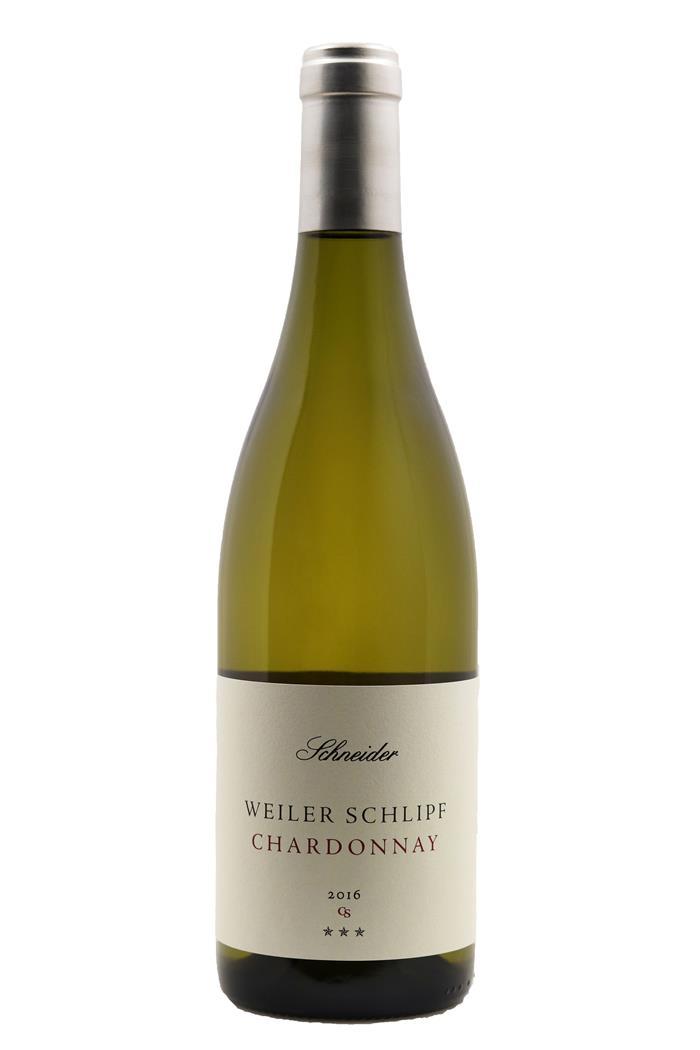 Chardonnay CS*** - Weingut Schneider 2016