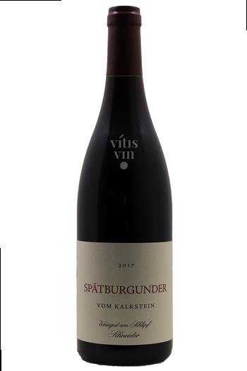 Spätburgunder  Vom Kalkstein  - Weingut Claus Schneider 2017