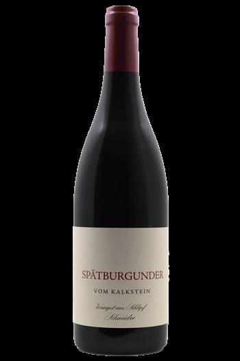 Spätburgunder  Vom Kalkstein  - Weingut Schneider 2018