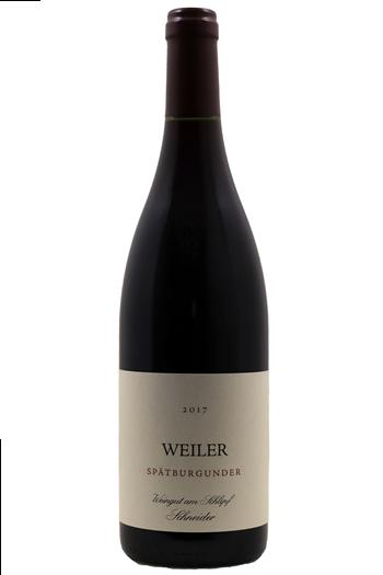 Spätburgunder  Weiler  - Weingut Schneider 2017