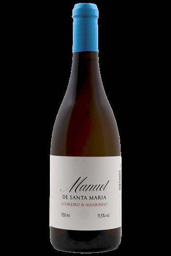 Loureiro & Alvarinho - Manuel de Santa Maria 2019