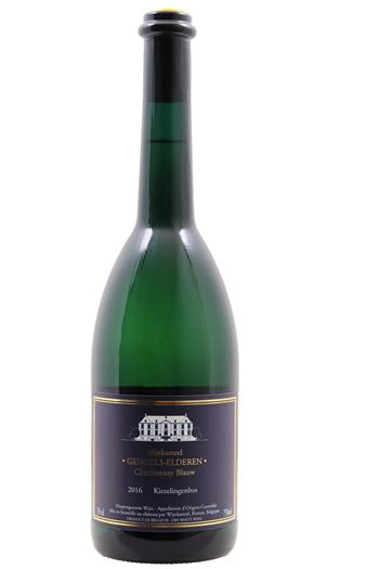 Genoels Elderen Chardonnay  Blauw  2017