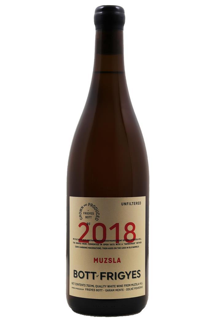 Muzsla - Bott-Frigyes 2018