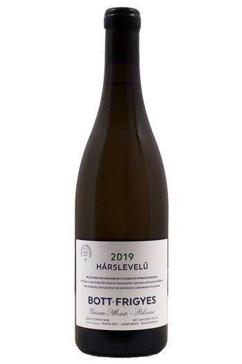 Harslevelu - Bott-Frigyes 2019