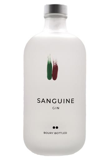 Boury Bottled Sanguine Gin