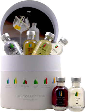Boury Bottled Luxe Box Collection