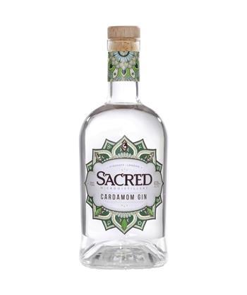 Sacred Cardamon Gin