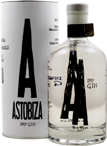 Premium Dry Gin - Astobiza 70cl