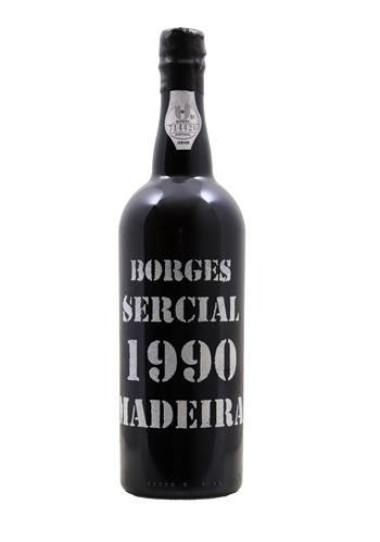 Madeira Borges Sercial 1990