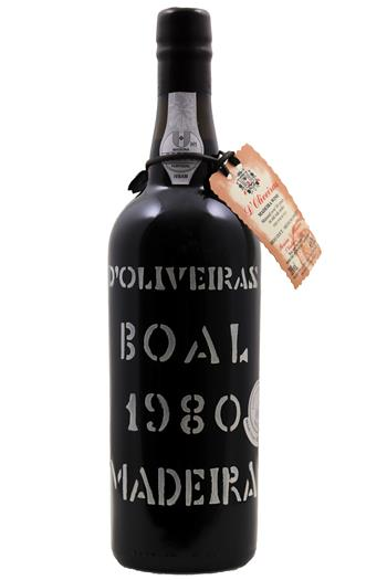 Madeira D Oliviera Boal 1980