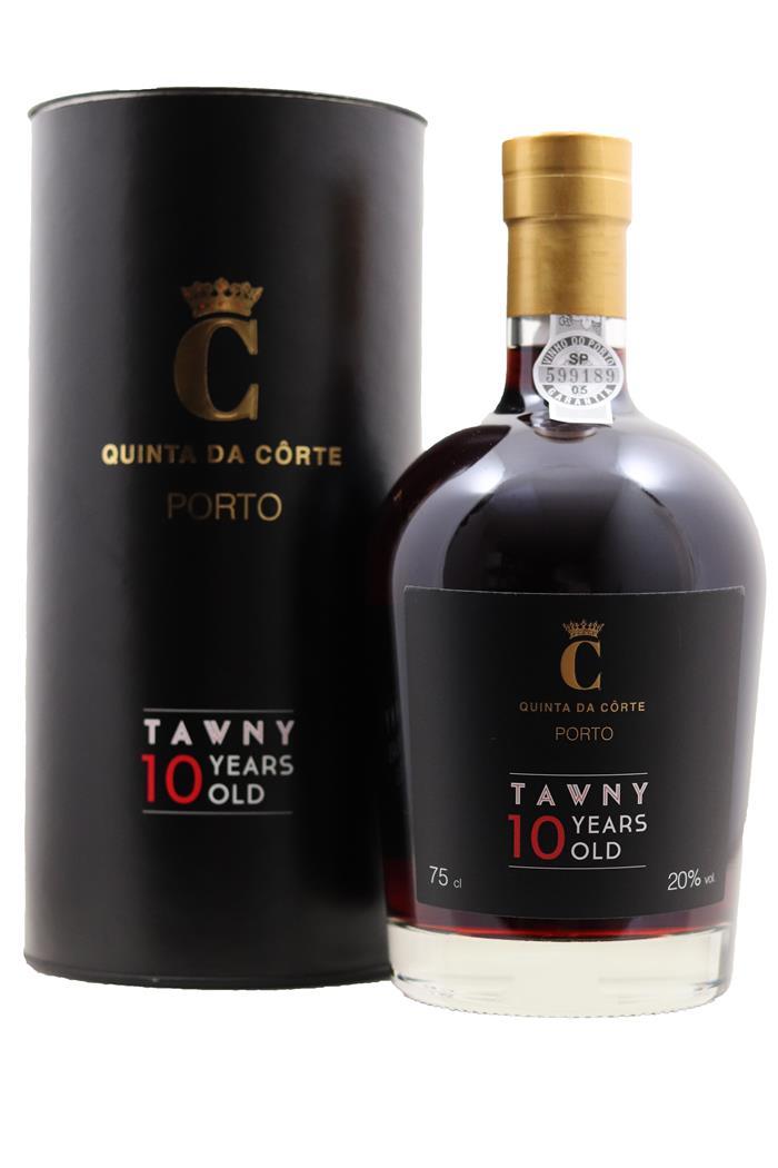 Porto Tawny 10 years old etui - Quinta da Côrte
