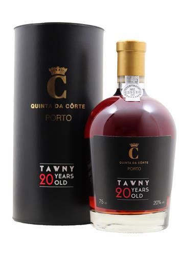 Porto Tawny 20 years old - Quinta da Corte