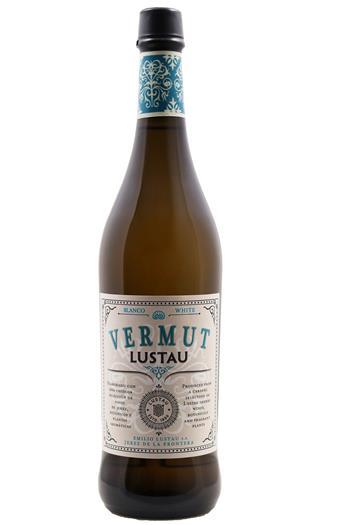 Vermut Lustau Bianco