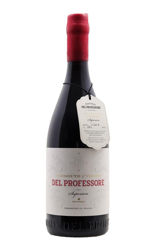 Vermouth del Professore Barolo