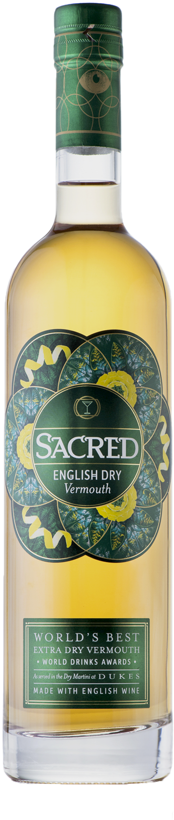 Sacred Dry Vermouth 50cl