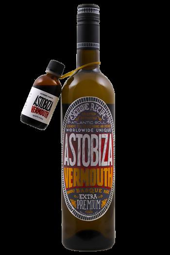 Extra Premium Vermouth Semi-Sweet - Senioro de Astobiza