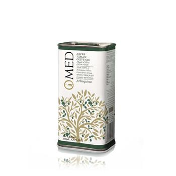 O Med Arbequina tin 250ml
