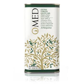 O Med Arbequina tin 1000ml