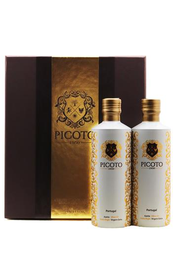 Picoto Organic Oil Luxury Box 2x500ml