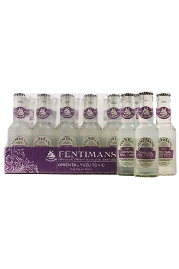 Fentiman s Oriental Yuzu Tonic 24x12,5cl